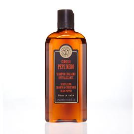 Shampoo e Balsamo Cuore di Pepe Nero 250ml