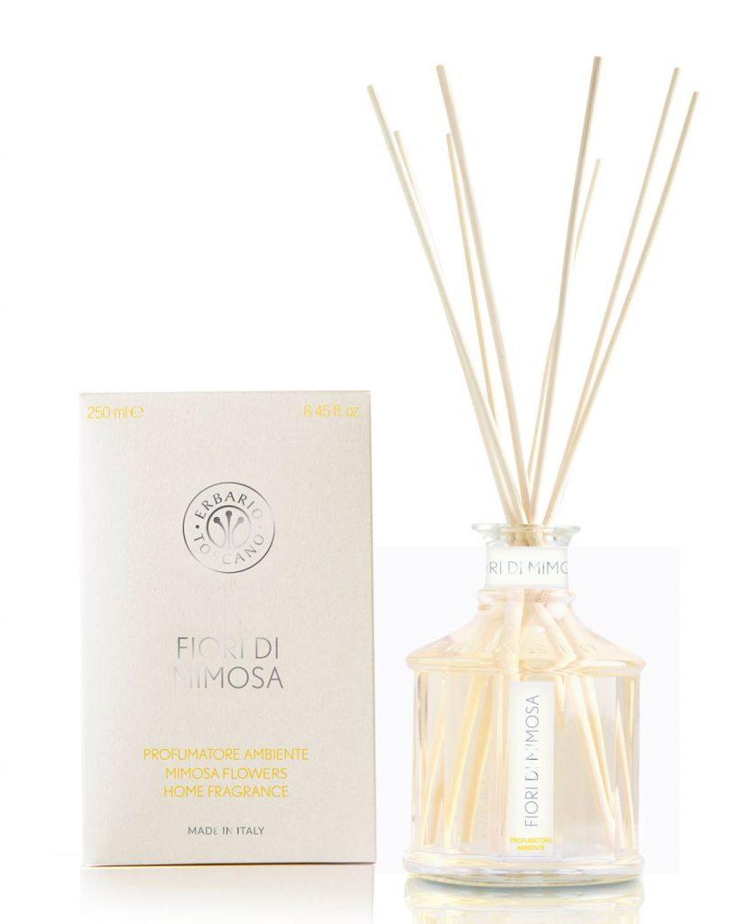 Erbario Toscano fior di mimosa profumatori ambiente