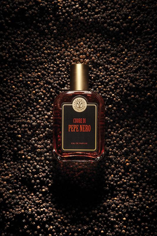 Profumo - Cuore di Pepe Nero