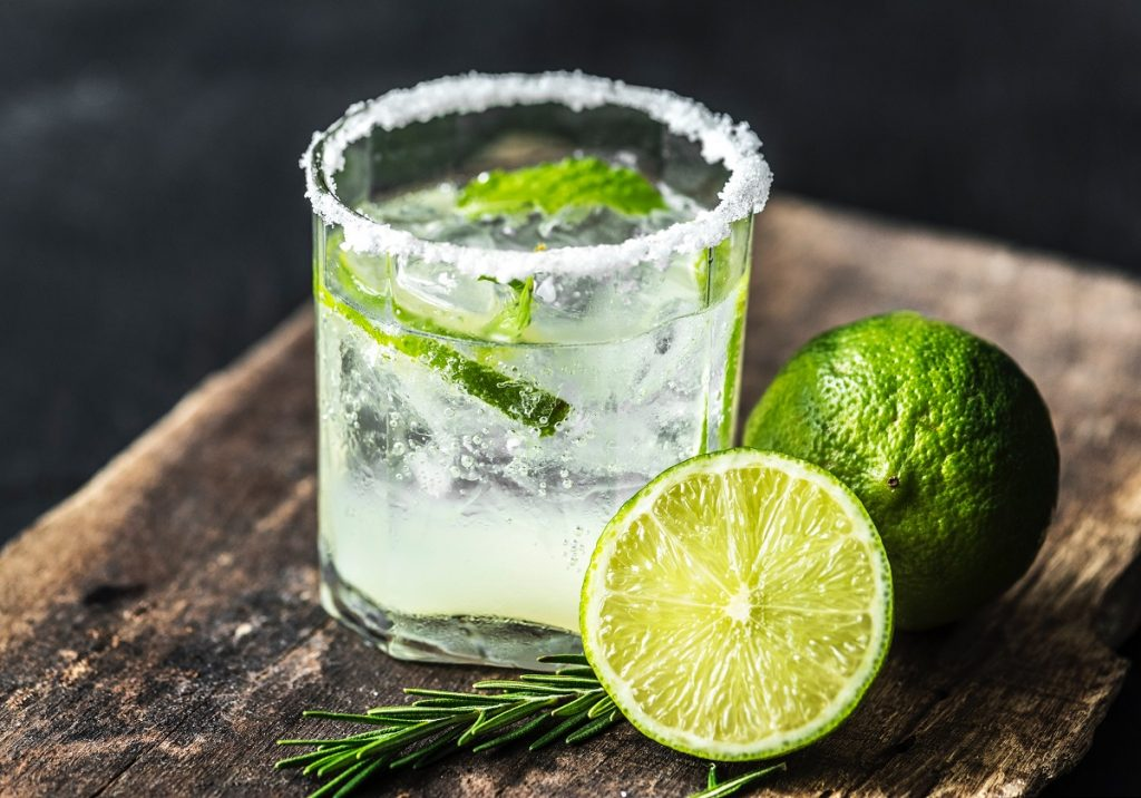 cocktail Margarita limone ingredienti naturali