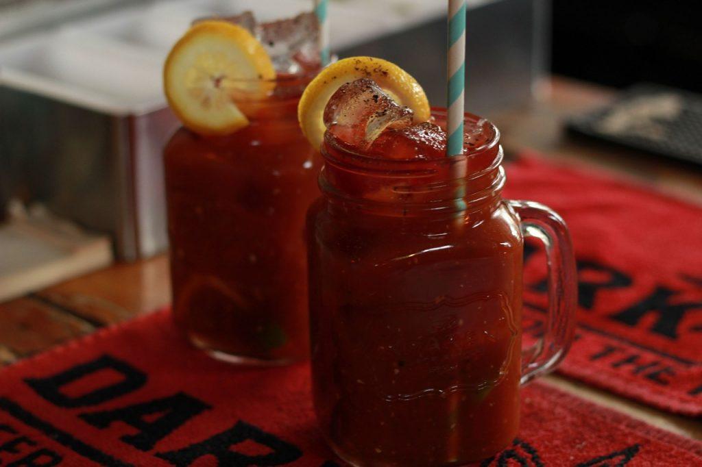 cocktail Bloody Mary pepe nero ingredienti naturali