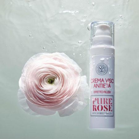 Crema Anti Age alla Rosa