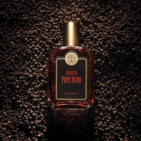 Profumo – Cuore di Pepe Nero