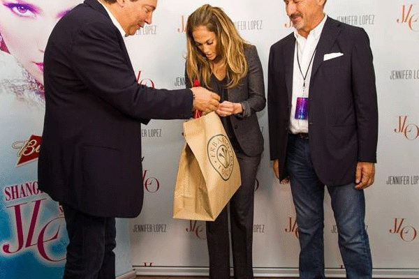 Jennifer Lopez at Lucca Summer Festival
